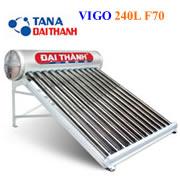 Máy năng lượng mặt trời Đại Thành 240L F70 Vigo