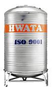 bồn inox Hwata 4000 lít đứng