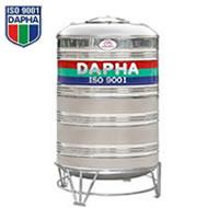 Bồn inox Dapha R 2000 lít đứng