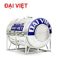 Bồn nước Đại Việt 500 lít nằm