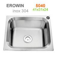 Chậu inox 304 Erowin 5040