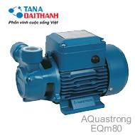 Máy bơm đẩy cao Aquatrong EQm-80 (1HP)