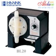 Máy bơm định lượng Hanna BL20