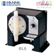 Máy bơm định lượng Hanna BL5