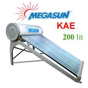 Máy năng lượng Megasun KAE 200 lít