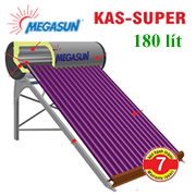 Máy năng lượng Megasun KAS Super 180 lít