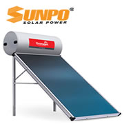 Máy năng lượng mặt trời SunPo SPF 200 lít