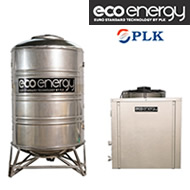Máy nước nóng không khí Eco Energy 1000 lít