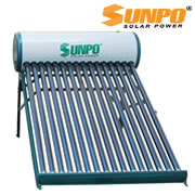 Máy nước nóng năng lượng SunPo SC 320 lít
