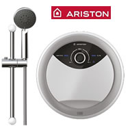 Máy nước nóng trực tiếp Ariston Aures Smart Round RMC45E-VN