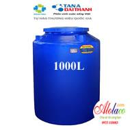 Giá bồn nhựa Đại Thành 1000l đứng (thấp)