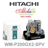 Máy Bơm Hitachi WM-P200GX2-SPV