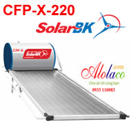 Máy nước nóng năng lượng Bách Khoa CFP-X 220 lít