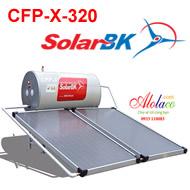 Máy nước nóng năng lượng Bách Khoa CFP-X 320 lít