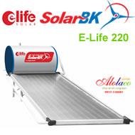 Máy nước nóng năng lượng Bách Khoa E-LIFE 220 lít