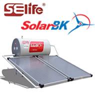 Máy nước nóng năng lượng Bách Khoa SE-LIFE 320 lít