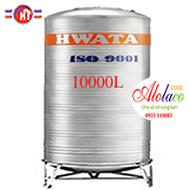 bồn inox Hwata 10000 lít đứng
