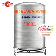 bồn inox Hwata 5000 lít đứng