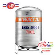 bồn inox Hwata 700 lít đứng