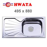 chậu inox Hwata B3