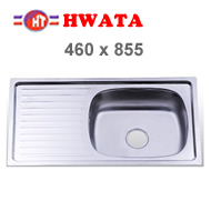 chậu inox Hwata B4