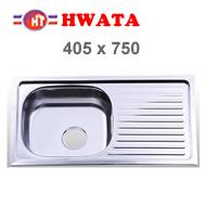chậu inox Hwata B5