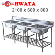 chậu inox Hwata CN3