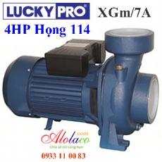 Máy bơm Lucky Pro XGM/7B (4Hp họng 114)