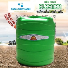 bồn nhựa Plasman 1500l Đại Thành