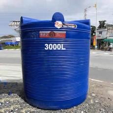 Bồn nhựa Đại Thành 3000 lít đứng