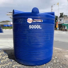 Bồn nhựa Đại Thành 5000 lít đứng