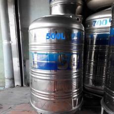 Bồn nước inox Đại Sơn 500L đứng