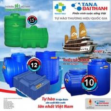 Giá Bồn Nhựa Đại Thành T10-2021