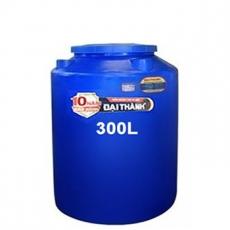 Giá bồn nhựa Đại Thành 300 lít đứng
