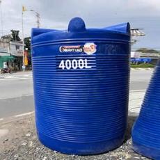 Giá bồn nhựa Đại Thành 4.000 lít đứng