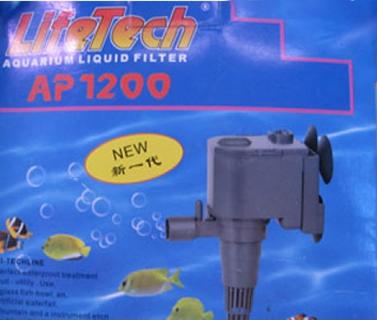 máy bơm hồ cá Lifetech Ap1200