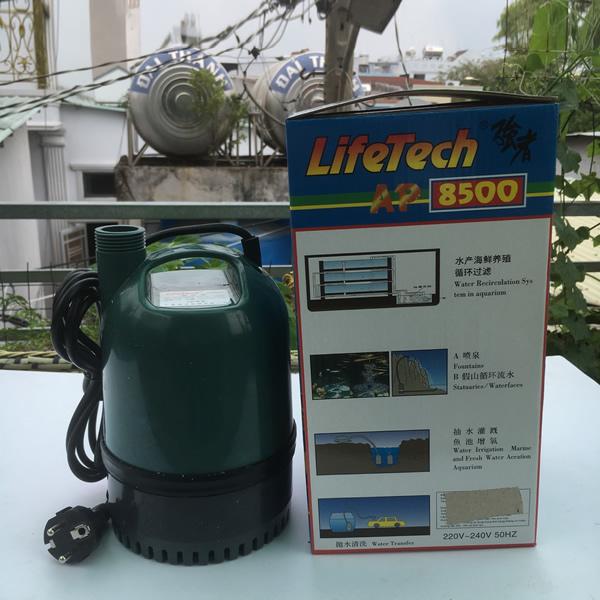 máy bơm hồ cá Lifetech Ap8500